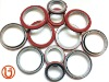 PTFE with Silicone oil seals