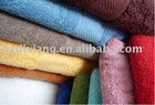 2012 solid cotton towel