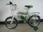 HH-KD4216 Green mtb bike for children with unique design