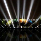 multi-color lighting inflatable dome tent for event & party