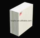 recyclable wood and plastic composite board