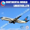 AIR CARGO FROM CHINA TO BRITISH