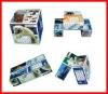 Plastic Magic Block, foldable magic cubes