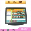 2G RAM/250G HDD All in One PC15 inch touch pos machine Support Dual Screens