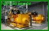 600KW biomass gasification power plant