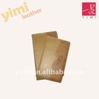 PU Leather Office Notebook with embossed