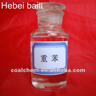 Colorless to pale yellow liquid heavy benzol,heavy benzene,crude benzol