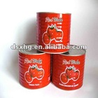 Canned Tomato Paste from Manufacture supply