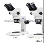Olympus SZ61 Stereo microscope, originally made in Japan