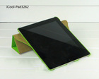 for new ipad leather cover case for new ipad