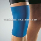Multiple neoprene knee pad