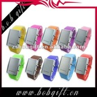 2012 colorful silicone sports led watches men