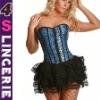 Sexy Latest Style Corset Lingerie, plus size lingerie, bustier