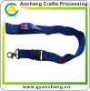 Customized designs Nylon lanyards