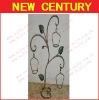 wrought iron candleholder GY7037