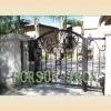 arched side iron gate FSM-960