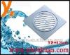 Zinc square floor drain for Europe market/12*12cm size