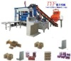 QTY4-20 manual concrete hollow block machine low price