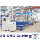 3D CNC Shape Cutting Machine