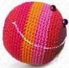 woven juggling balls