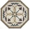 mosaic ceiling medallion