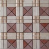 wall cladding stone mosaic for decorative