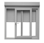 ventanas de aluminio, persiana y mosquitera enrollable (monobloque)