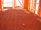 fiberglass deck grating,used on the shipyard, oil platform,ect.
