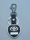 2012 Kingtop Hot Key Chain with TOYOTA Car Logo