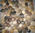 River cobble stone ,popular used for garden decoration,wall ,floor decoration