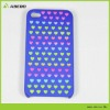 High quality and best price Heart-shaped hard case for iphone 4S and for iphone4