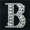 bling diamond sticker