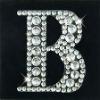 bling diamond sticker