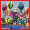 Professional manufacturer outdoor park rides amusement samba balloon ride for kids and adults
