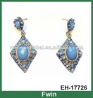 2013 new charming fashion ladies earring and hot selling in America and Europe market!