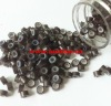 Silicone Micro Rings Links for Hair Extensions/hair extension tool