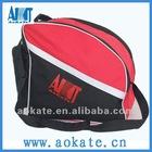 600 d/pvc red shoulder ski bag