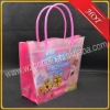 PVC handle promotion bags with logo