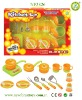 Kitchen Utensil Tableware Cooking Set Kid Toys