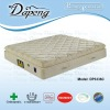 Natural bamboo cover double pocket spring home mattress