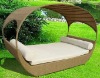 Outdoor Furniture With Canopy American Style Bed