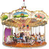 Luxury park 16 persons carousel horse for sale