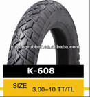 3.00-10 Motorcycle tyre for sale