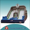 2012 inflatable slides/inflatable wet & dry slide/park slides rental
