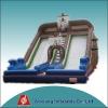 2012 inflatable slides/inflatable wet & dry slide/park slides rental