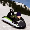 PVC inflatable ski tube