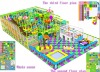 colorful and beautiful kids indoor play equipment slides