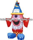 LT-M004 promotional inflatable toy Christmas santa