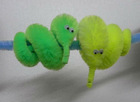 NEW MAGIC WORMS KIDS FUNNY TOY