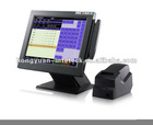all -in-one type Pos Cash register system with touch panel